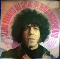 ALEXIS KORNER'S ALL STARS BLUES INCORPORATED