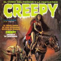 VARIOS-CREEPY N§78